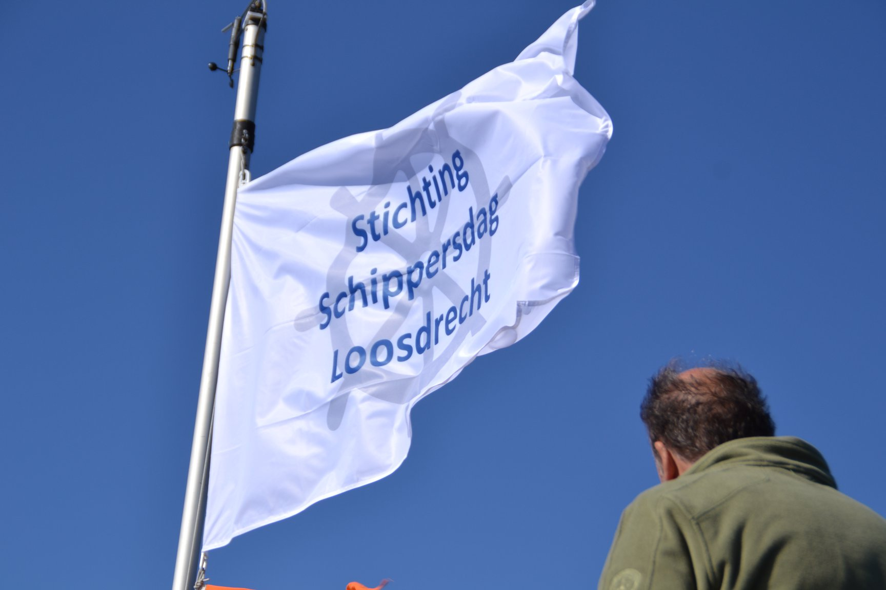 vlag schippersdag loosdrecht