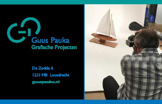 Guus Pauka Grafische Projecten